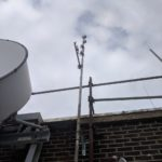 Mast replacment